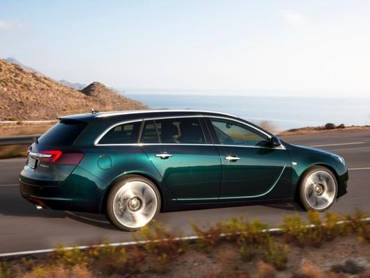Une Insignia break baroudeuse prévue pour la fin d'année chez Opel ?