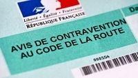 Sécurité routière: En France contester un PV c'est se faire ficher