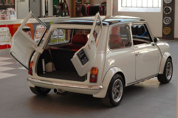Alfa Giulia Veloce >> Mini BMC : Shorting Break, et 140 chevaux