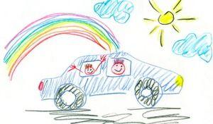Mondial de l'Auto 2016: un concours de dessins pour les jeunes passionnés