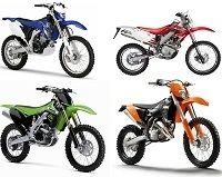 Dossier TT : trois motos pour débuter en enduro