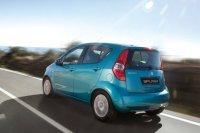 Gros plan sur la nouvelle Suzuki Splash 1 l GL Pack