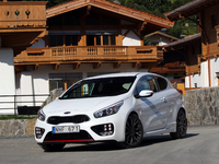 Essai vidéo - Kia Pro Cee'd GT : dans la bonne direction