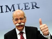 Daimler accorde un bonus à ses salariés pour fêter ses 125 ans