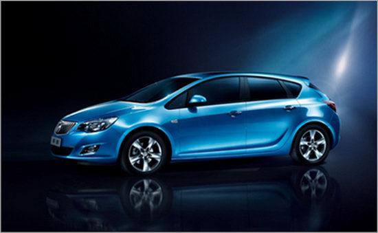 Buick Excelle : l'Astra pour la Chine