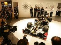 Renault partenaire et sponsor de Lotus Renault GP