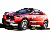 Nouvelle Mitsubishi Racing Lancer