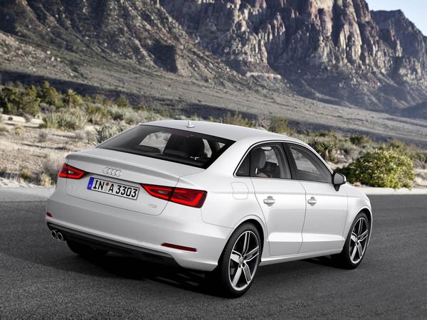 Audi dévoile les tarifs de l'A3 berline