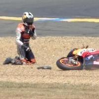 Moto GP - France: Marco Simoncelli sera-t-il en danger à Barcelone ?