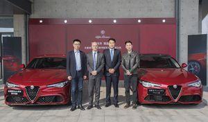 Alfa Romeo : la production des Giulia et Stelvioréduite à cause de la Chine