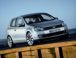 La Volkswagen Golf VI décroche le titre de Voiture mondiale de l'Année