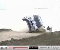 La vidéo du jour : une BMW X5 sur 2 roues !