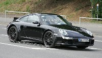 Porsche 911 type 998: 1ères prises!