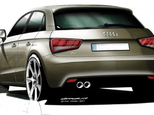 Audi A1: bientôt découverte?