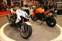 Salon de la moto 2007 en direct : le Portfolio 5, Kawasaki