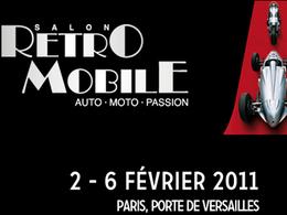 Ce qui vous attend à Rétromobile 2011 - Les 24 Heures du Mans à l'heure pile
