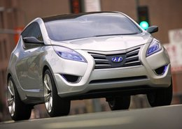 Salon de New York 2009 : le Hyundai Nuvis Concept