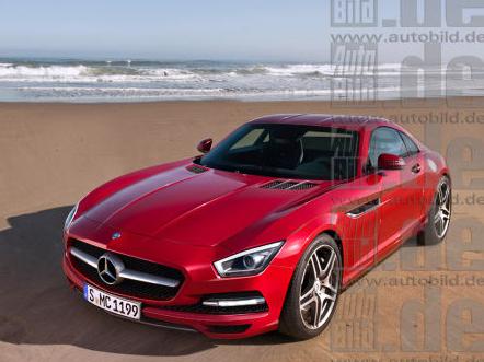Des nouvelles des futures Mercedes AMG SLC et SLS
