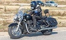Actualité moto: Triumph s'apprête à élargir la famille Thunderbird