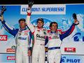 Trophée Andros 2010/2011 - Trois pour un titre. Avec Dayraut, Lagorce et Prost