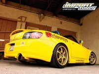 S2000 Jade Motorsport, une tuerie...