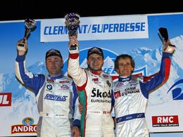 Trophée Andros/Super Besse: Lagorce rafle la mise et dans la course finale pour le titre!
