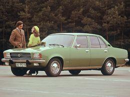Les 40 ans de l'Opel Rekord D