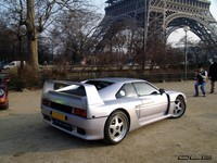 Photo du jour : Venturi 400 GT