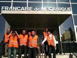 Economie et social: la Française de mécanique s'enraye