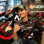 Moto GP - Aprilia CRT: Colin Edwards se réjouit de la performance de Randy De Puniet