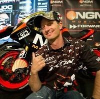 Moto GP - Aprilia CRT: Colin Edwards se réjouit de la performance de Randy De Puniet