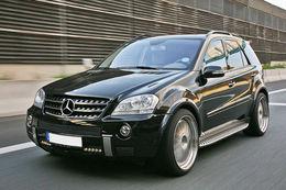 Mercedes ML 63 AMG Väth (+ 75 chevaux)