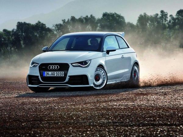 Une Audi S1 prévue pour 2013 ?