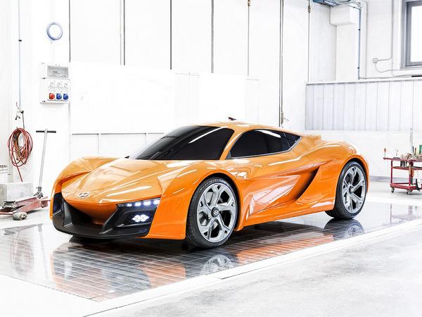 Hyundai: une future petite sportive dans les cartons