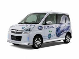 La Subaru Stella électrique plug-in testée par le ministère de l'environnement japonais