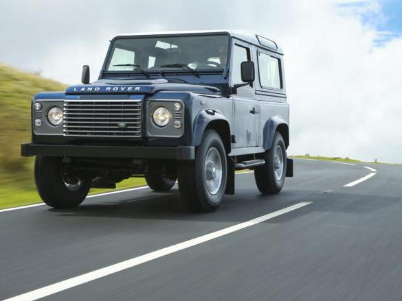 Land Rover Defender: une ou des versions SVR en 2015