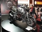 Salon de la moto 2007, les vidéos : la Yamaha Vmax