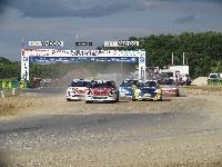 Rallycross à Chateauroux St Maur: Laboule s'échappe en D1
