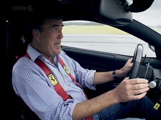 Jeep Renegade Forum >> Top Gear : Jeremy Clarkson n'aime toujours pas la Ferrari ...