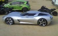 La mystérieuse Corvette de Transformers 2