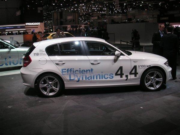Lancement de la nouvelle BMW 116d