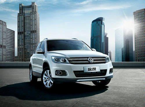 Restyling VW Tiguan : d'abord en Chine puis chez nous