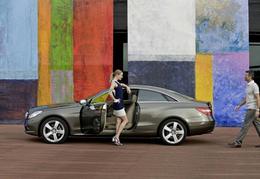 Mercedes Classe E Coupé: les 1ères photos officielles!