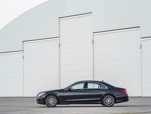 Mercedes Classe S Pullman : pour 2014 ?