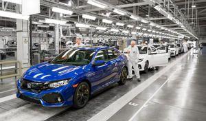 Hondava fermer son usine anglaise en 2021