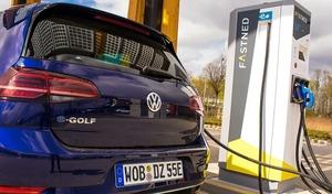 A Berlin, Uber en Volkswagen e-Golf plutôt qu'en ID 3
