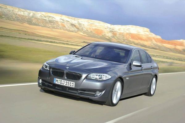Nouvelle BMW Série 5 F10 : officielle (photos et vidéos)