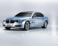 Lumière sur la BMW Concept Série 7 ActiveHybrid