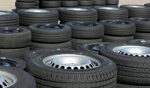 Test pneus été 2019 par le TCS: mauvais résultats pour les pneus des utilitaires