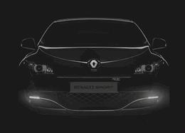Nouvelle Renault Mégane RS: que le teasing débute!